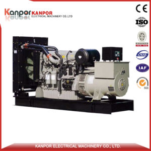 Standby 550kVA 440kw Genset Rated 500kVA 400kw Deutz Electric Generator pictures & photos