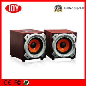 High quality USB 2.0 Speaker Computer Mini Office Loudseaker pictures & photos