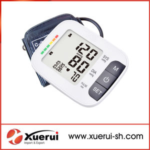 FDA Approval Digital Automatic Arm Blood Pressure Monitor pictures & photos