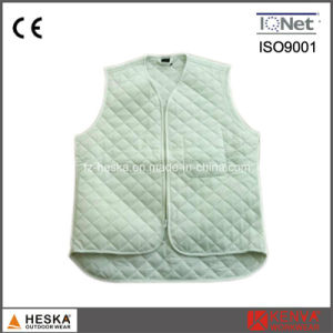 OEM Service Warm Keeper Waistcoats Padding Under Vest pictures & photos