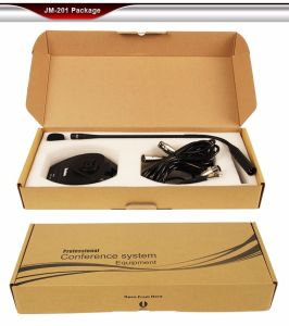 Jm-201 Wired Gooseneck Capacitive High Sensitivity Conference Microphone System pictures & photos