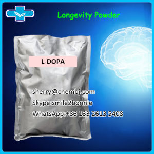 99% Purity Natural Plant Extract Anti-Tremor Paralysis Drug Levodopa L-Dopa pictures & photos