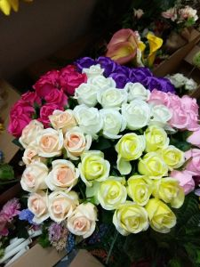 High Quality Artificial Flowers of Rose Gu20170520_125308 pictures & photos