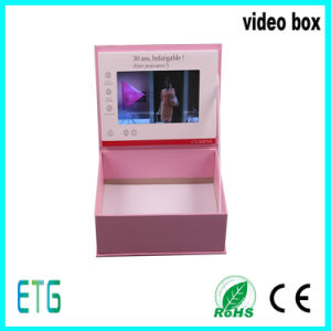 5 Inch Spot Printing Video Box pictures & photos