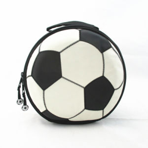 Unisex Polyester Football Lunch Box pictures & photos