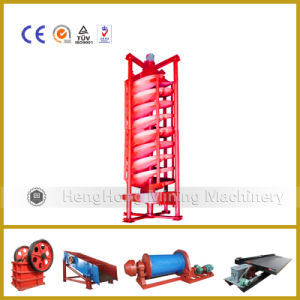 Long Working Life Gravity Spiral Chute for Coal Separator pictures & photos