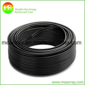 PVC Insulated Cable DC Solar Cable with Copper pictures & photos