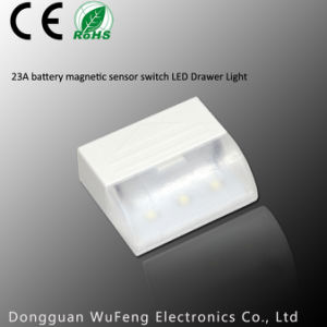 Battery Magentic LED Drawer Light pictures & photos