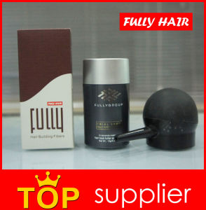 OEM Keratin Hair Building Fibers Powder for Hair Loss Offer Free Samples