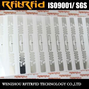 UHF Waterproof Heat Resistant RFID Stickers for Tobacco pictures & photos