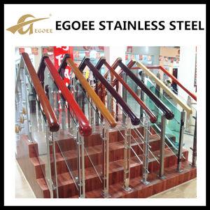 Modern Design PVC Handrail, Crystal Handrail pictures & photos
