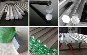Trustworthy Supplier 35CrMo AISI321 Stainless Steel Bar pictures & photos