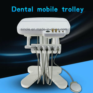 Plastic Dental Furniture/ Dental Trolly (9-02) pictures & photos