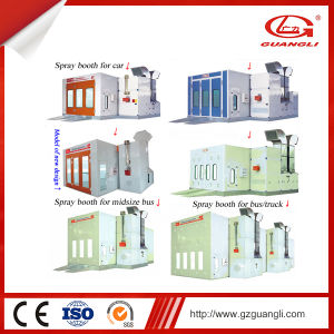 China Professional Manufacturer High Quality Car Paint Spray Baking Room with Ce pictures & photos