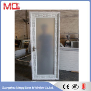 Frosted Glass PVC Bathroom Door pictures & photos