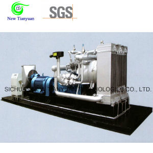 China Factory Price CNG Gas Station 25MPa Gas Compressor pictures & photos