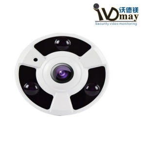Wdm Android iPhone Surveillance Fisheye Network Video IP Camera pictures & photos