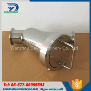 SS316L Hygienic 50.8mm Y Type Filter Clamped Ends pictures & photos