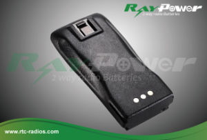 Rechargeable Li-ion Battery 1800mAh with Belt Clip for Motorola Gp3688 Cp140 Ep450 Cp040 Gp3188 pictures & photos