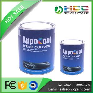 Hcc Paint: Appocoat 1k Solid Colours