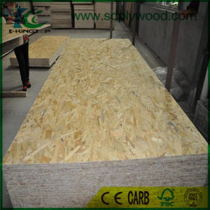 Decoration Material OSB3 for Construction/Furniture pictures & photos