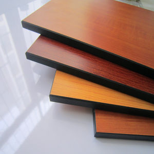 16 mm Thickness Colorful Color HPL Texture High Pressure Laminate pictures & photos