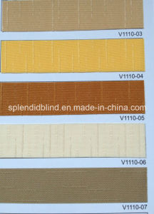89mm/127mm Vertical Blinds Colors (SGD-V-2026) pictures & photos