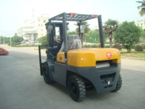4.5ton Diesel Forklift with Mitsubishi S6s Engine pictures & photos