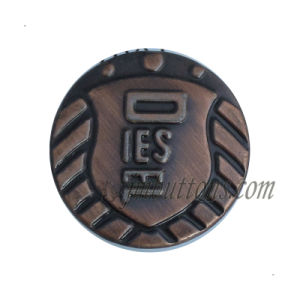 Jeans Wear New Design Iron Button for Garment Accessory pictures & photos