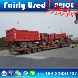 Used Sinotruck HOWO Dump Tipper Truck 6X4 for Sale
