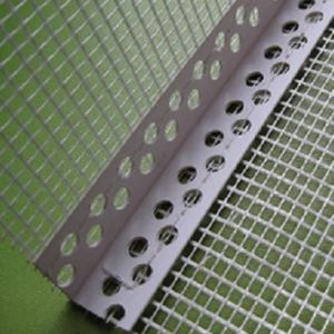 PVC Coated Corner Bead with Fiberglass Mesh pictures & photos