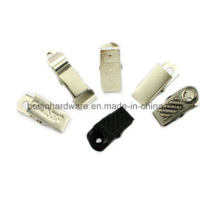 Iron Metal Name ID Card Clip pictures & photos
