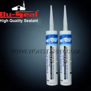 Bu-Seal Stainless Steel Silicone Sealant