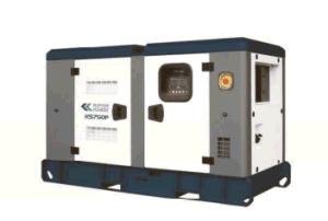 Kipor/Knox Engine Type Kipor Alternator Dse Control Diesel Generator Ks110p pictures & photos