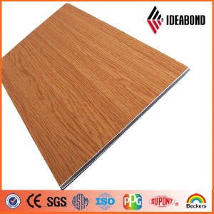 Wood Look Aluminum Composite Panel (AE-303) pictures & photos