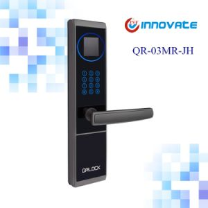 Qr Code Door Lock with High Science and Technology pictures & photos