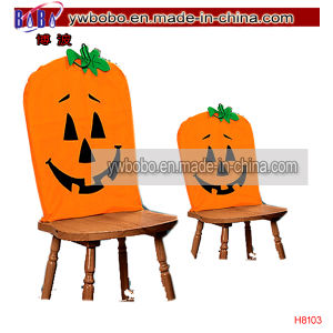Pumpkin Chair Covers Halloween Gifts Party Home Decor (H8103) pictures & photos