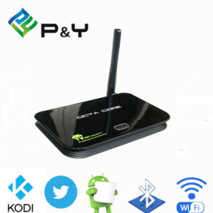 Newest Andriod TV Box Z4 Android 5.1 Octa Core TV Box Kodi Rk3368 64bits 2GB RAM /8GB ROM Greek Channels Internet TV Box pictures & photos