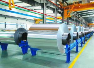 Aluminum Foil for Tobacco Foil Application pictures & photos