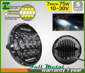 Hi/ Lo Work Lamps Driving Jeeps Wrangler Jk Tj Yj Cj pictures & photos