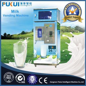 24h Service Automatic Milk Vending Machine pictures & photos