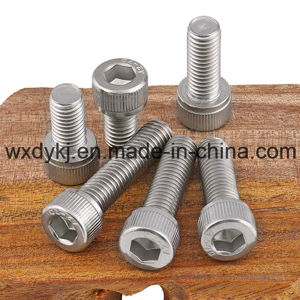 DIN 912 Stainless Steel Socket Cap Furniture Screw pictures & photos