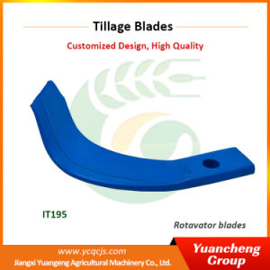 Rotary Tiller Blade Gantian Tiller Blade Cultivator Blade Tiller pictures & photos