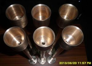 Precision CNC Brass Machining Flange Parts Rapid Prototype pictures & photos
