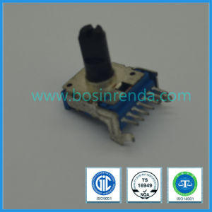 Passive Components Without Switch 14mm Rotary B504 Potentiometer pictures & photos