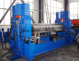 3 Roller Steel Sheet Heavy Duty Plate Rolling Machine pictures & photos