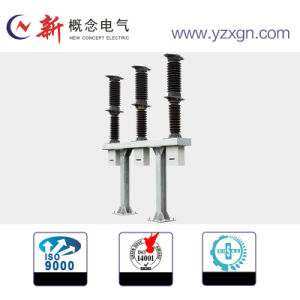 Maintenance Free Outdoor Vacuum Circuit Breaker High Voltage 72.5kv with Permanent Magnetic Operation Mechanism pictures & photos