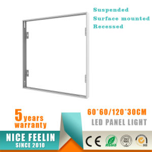 Surface Mounted 600*600mm 36W LED Panel with Ce/RoHS Approved pictures & photos