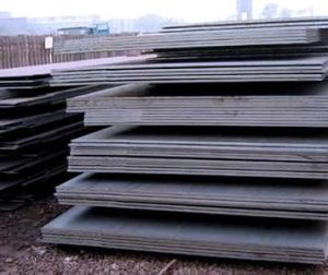 ASTM A242 A588 Grade a/B Corten Steel Plate pictures & photos