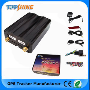 Bluetooth Car Alarm Vehicle GPS Tracker with Anti GSM Jamming pictures & photos
